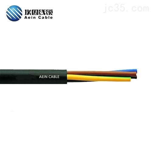 上海UL电缆厂商SOOW美标橡胶电缆UL62标准