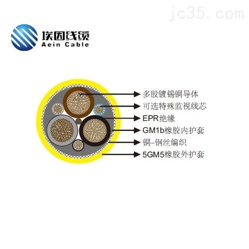 CE电缆厂家NTSWOEU矿用卷筒电缆上海厂商