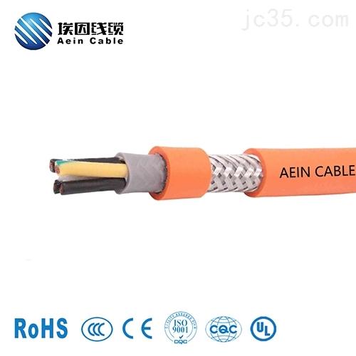 上海康博替代伺服电机电缆4芯50平方价格