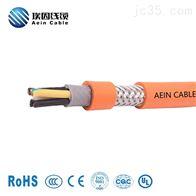 CC-Servoflex PUR-C-584上海康博替代伺服电机电缆4芯50平方价格