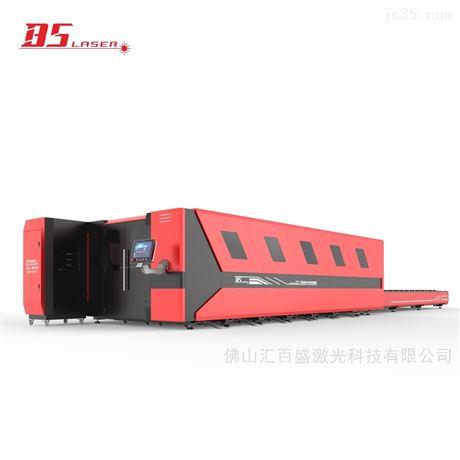 龙门式双平台大包围激光切割机