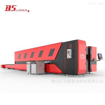 F6020HDE龍門式雙平台大包圍激光切割機