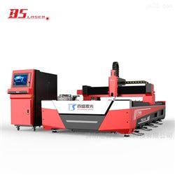 F4015E百盛激光 激光切割机 双驱 单平台敞开式