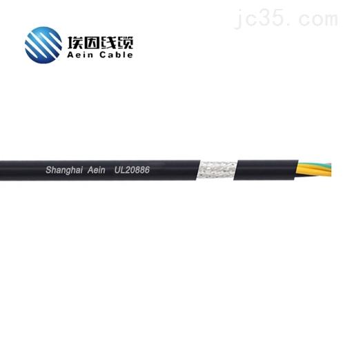 UL电缆上海厂家多芯PVC电缆UL20886价格