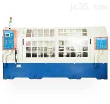 双轴型x1000st (双控制箱)(后油压顶针型)-(安全门关闭)