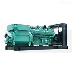 进口康明斯系列发电机组
