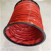 橡胶布防腐蚀液压油缸保护套价格