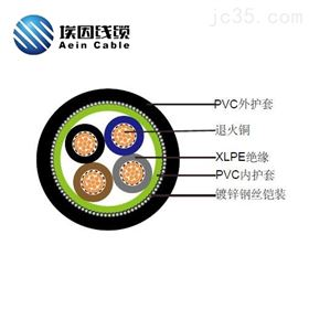 2Y(St)YRY-PiMFCE认证电缆厂家欧标铠装仪表电缆多层屏蔽