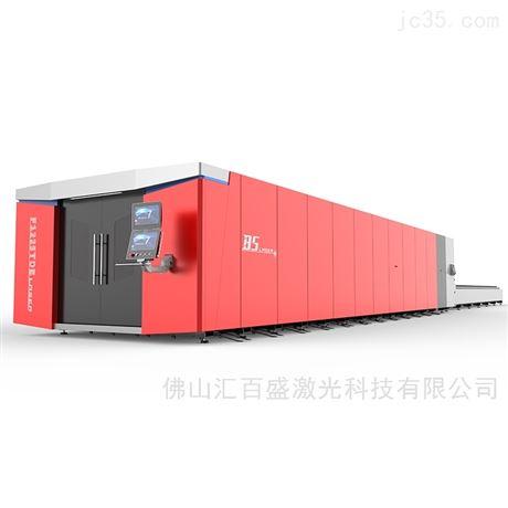 百盛激光 激光切割机 超大幅面超高功率