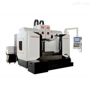 HY-VMC2T-380高速双Z轴双刀库立式加工中心