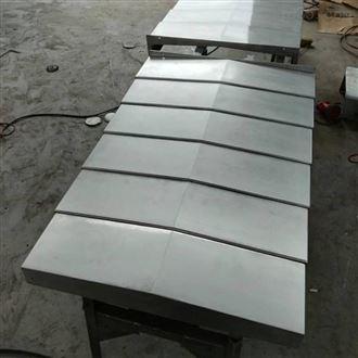 来图定制不锈钢机床防护罩