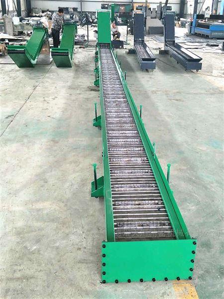 工厂供应链板排屑机