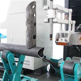 济南圆管相贯线切割机 管道火焰切割设备
