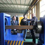 KR-XF8八轴异形管材相贯线切割机