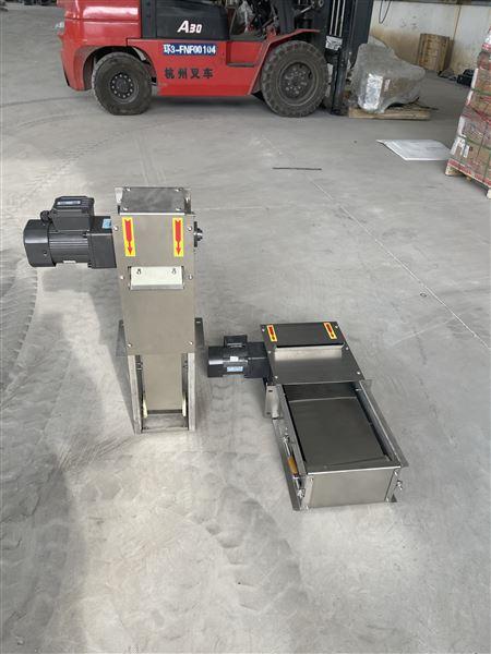 加工制作钢带油水分离器