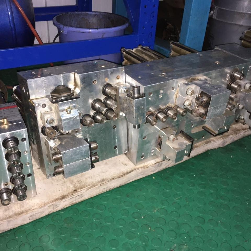 武汉维修意大利进口Fam排钻包 开料机钻包