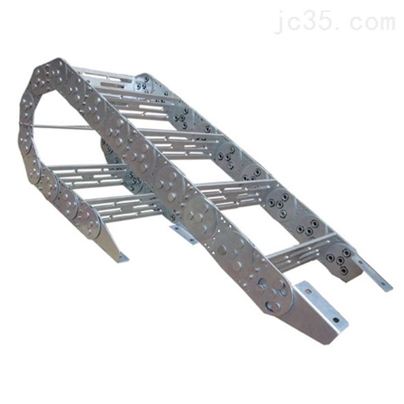 钢铝全封闭拖链