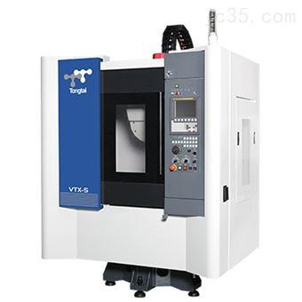 VTX-5A钻孔攻牙中心机
