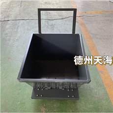 按需定制机床机械重型废料铁屑车