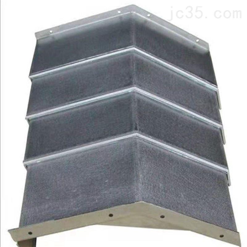 钢制伸缩式导轨护罩