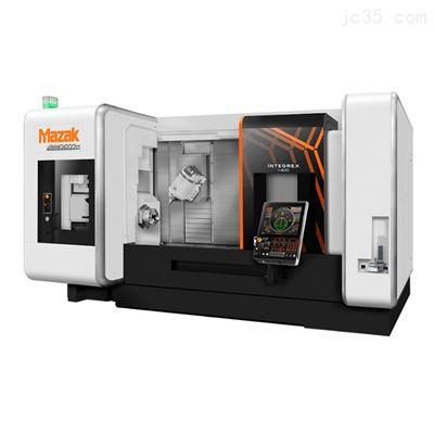 INTEGREX i-400S游戏加工中心