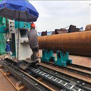 KR-XY5风电管材切割 数控式大管径相贯线切割机
