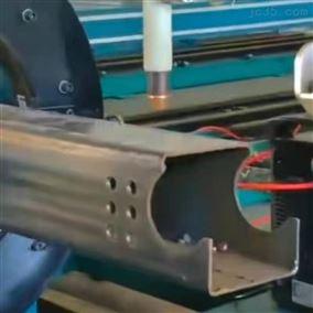 相贯线数控切割机八轴管材切割设备