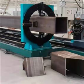 异型管材相贯线切割机 数控切割设备