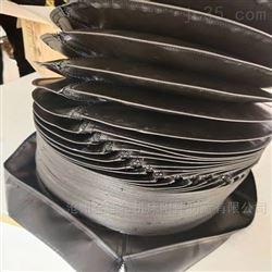 全部油缸伸缩保护套,阻燃灰色油缸防尘罩