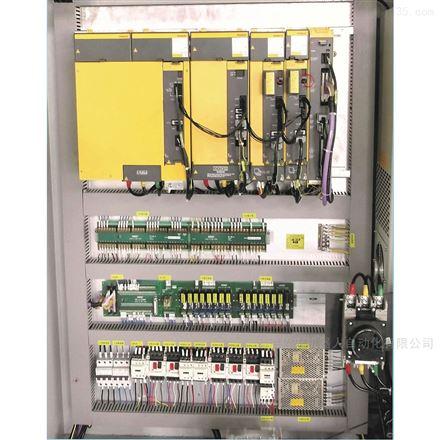 FANUC龙门加工中心电气柜