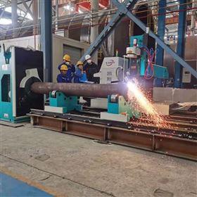 KR-XY5钢管相贯线坡口切管机 数控圆管切割机厂家