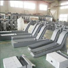 按需定制输送碎铁。铝屑机床自动刮板排屑机