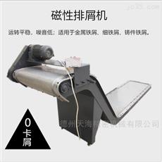 按需定制强磁力输送碎铁削磁性排屑机