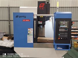 GT-650L立式加工中心