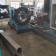 KR-XF8异型管材相贯线切割机圆方管坡口设备