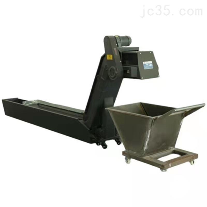 数控机床型提升式链板排屑机