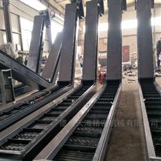 tcpb龙门铣床切削碎屑链板输送线链板排屑机