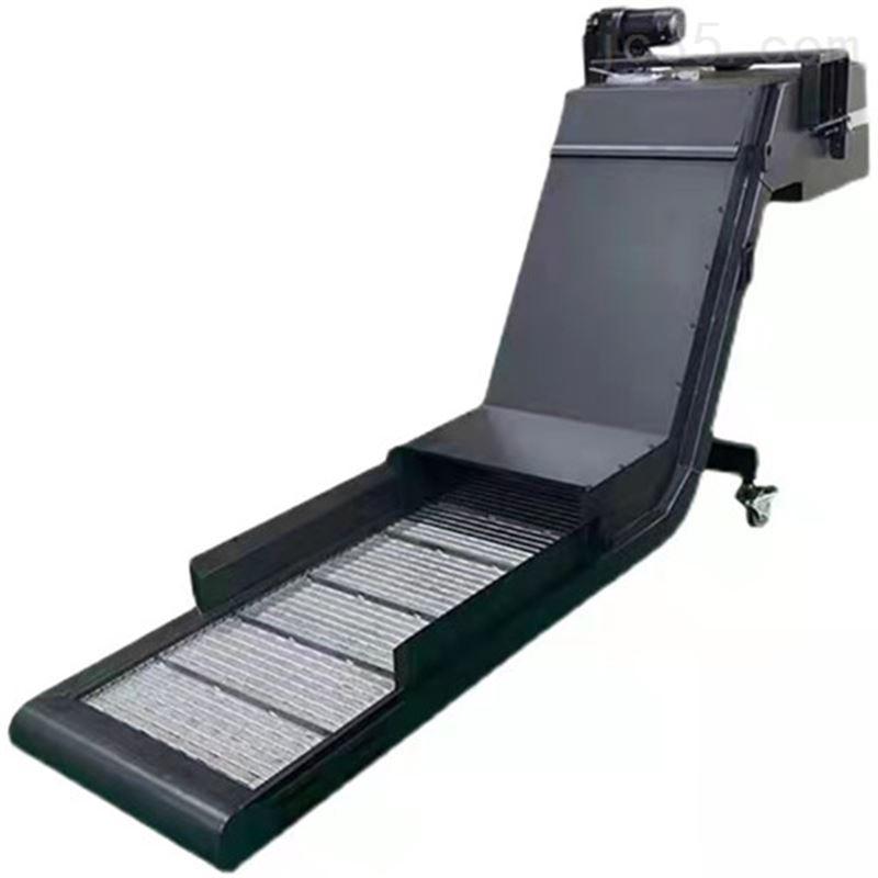 数控机床刮板式排屑机