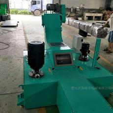 冷却油乳化液输送铁屑反冲刮板排屑机