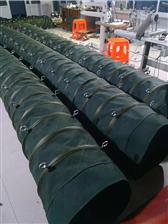 输送机械耐磨帆布伸缩软连接
