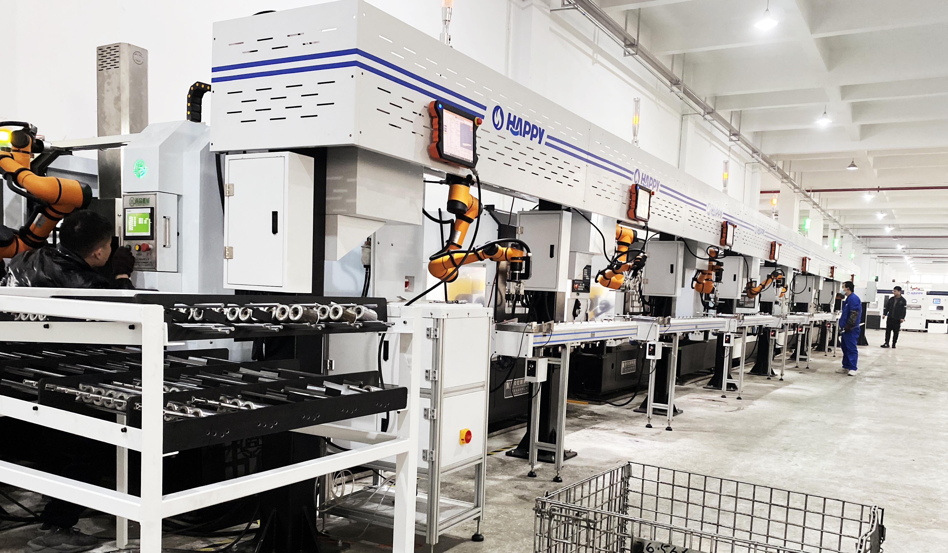 """价值千万的""""线""""——自动化精益生产线"""
