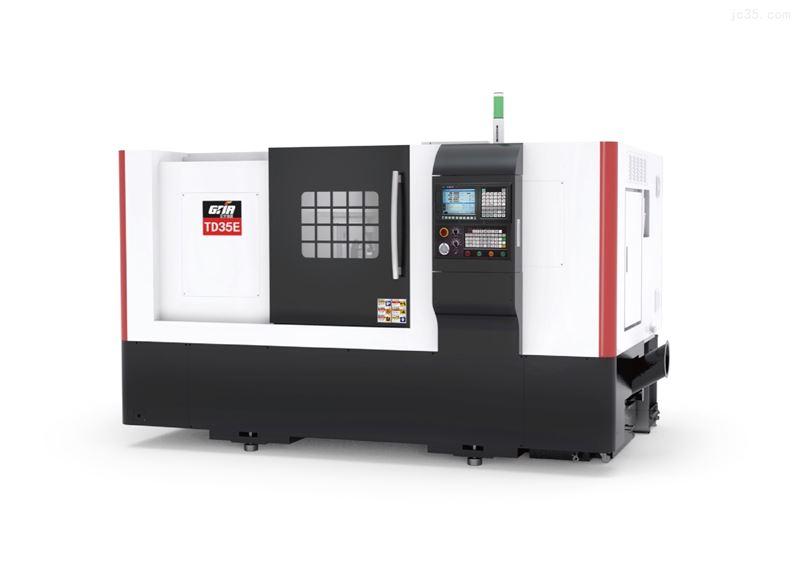 双主轴数控车床的使用大大提高了生产效率