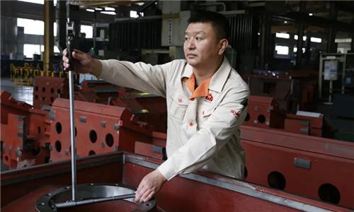 通用技术沈机集团程向辉:扎根生产一线,传承精湛技艺