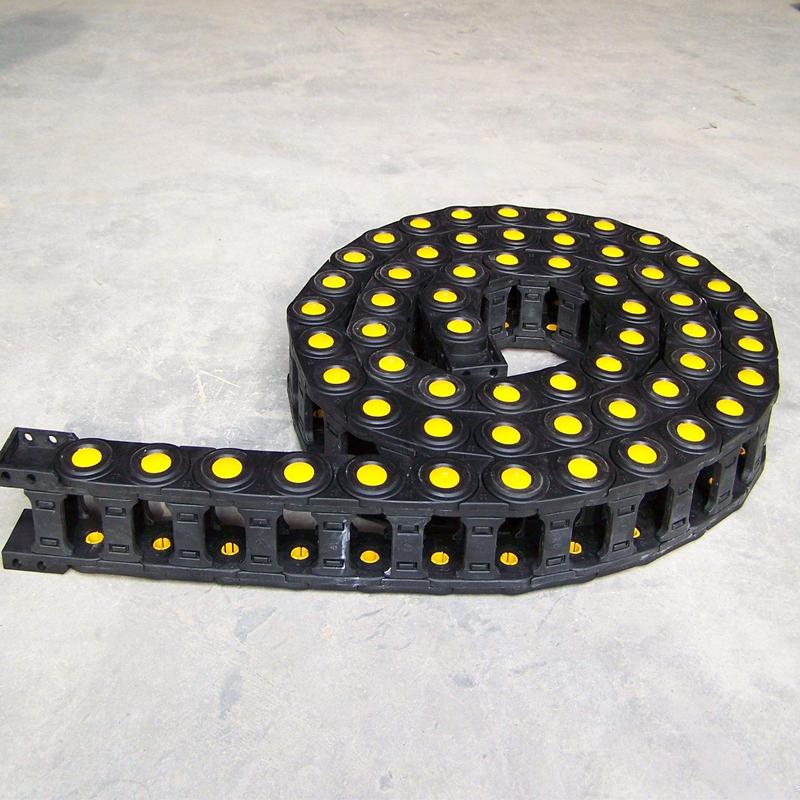 可从哪些方面检查电缆塑料拖链出现断裂的问题?