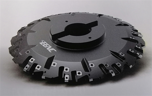 CIMT2021展品评述——部分可转位齿轮刀具