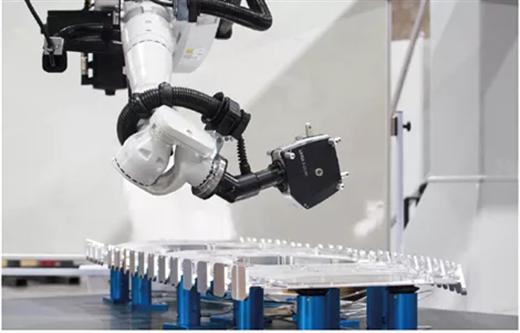 突破!??怂箍导す飧櫦夹g為航空工業提供自動化檢測方案