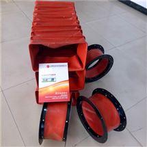 天津风机高温排烟伸缩软连接价格