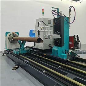 KR-XY5钢管相贯线切割机 批量切割